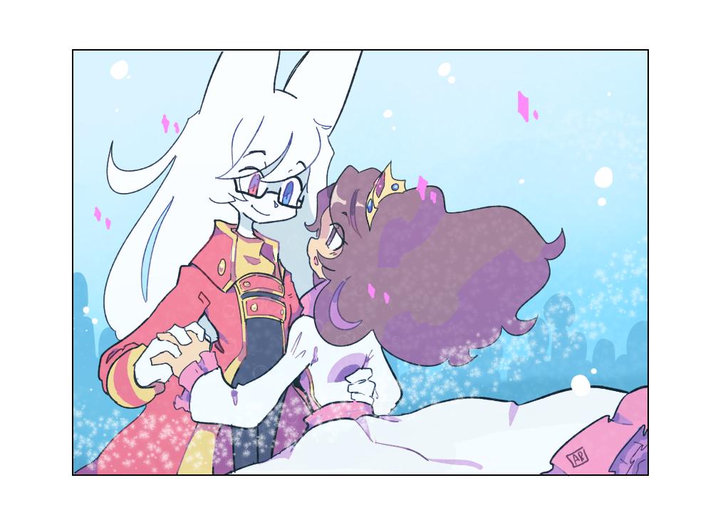 The Princess and the Nutcracker