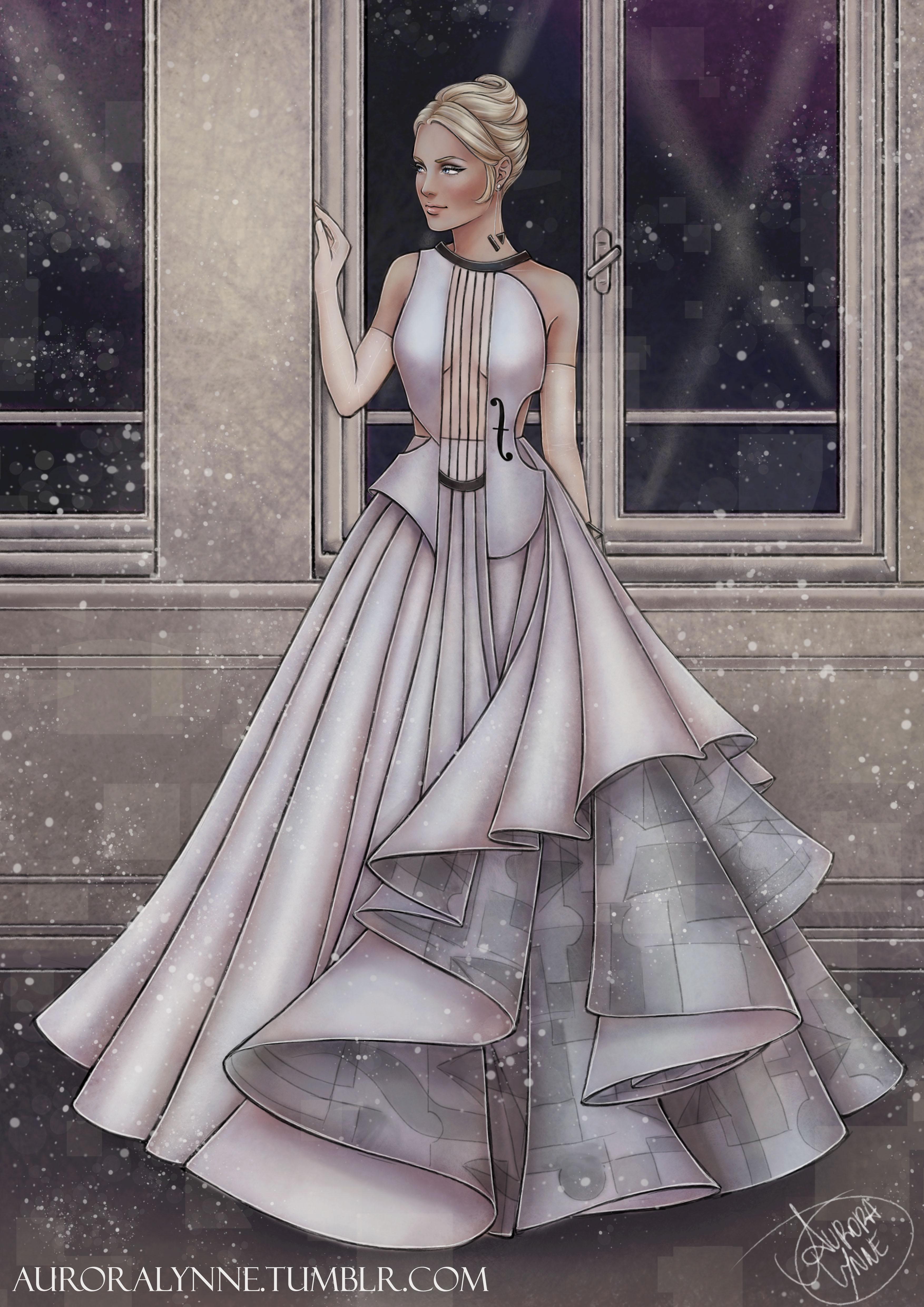 Chloé - Cubism, by Aurora Lynne