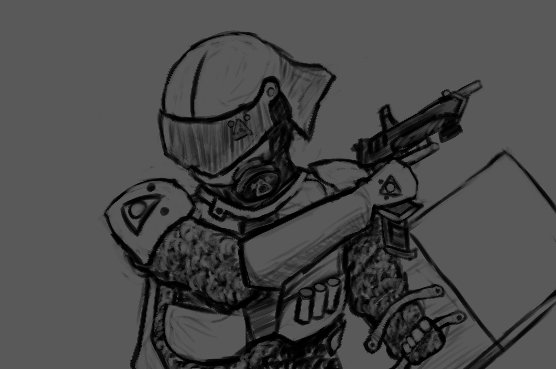 Pistol Knight