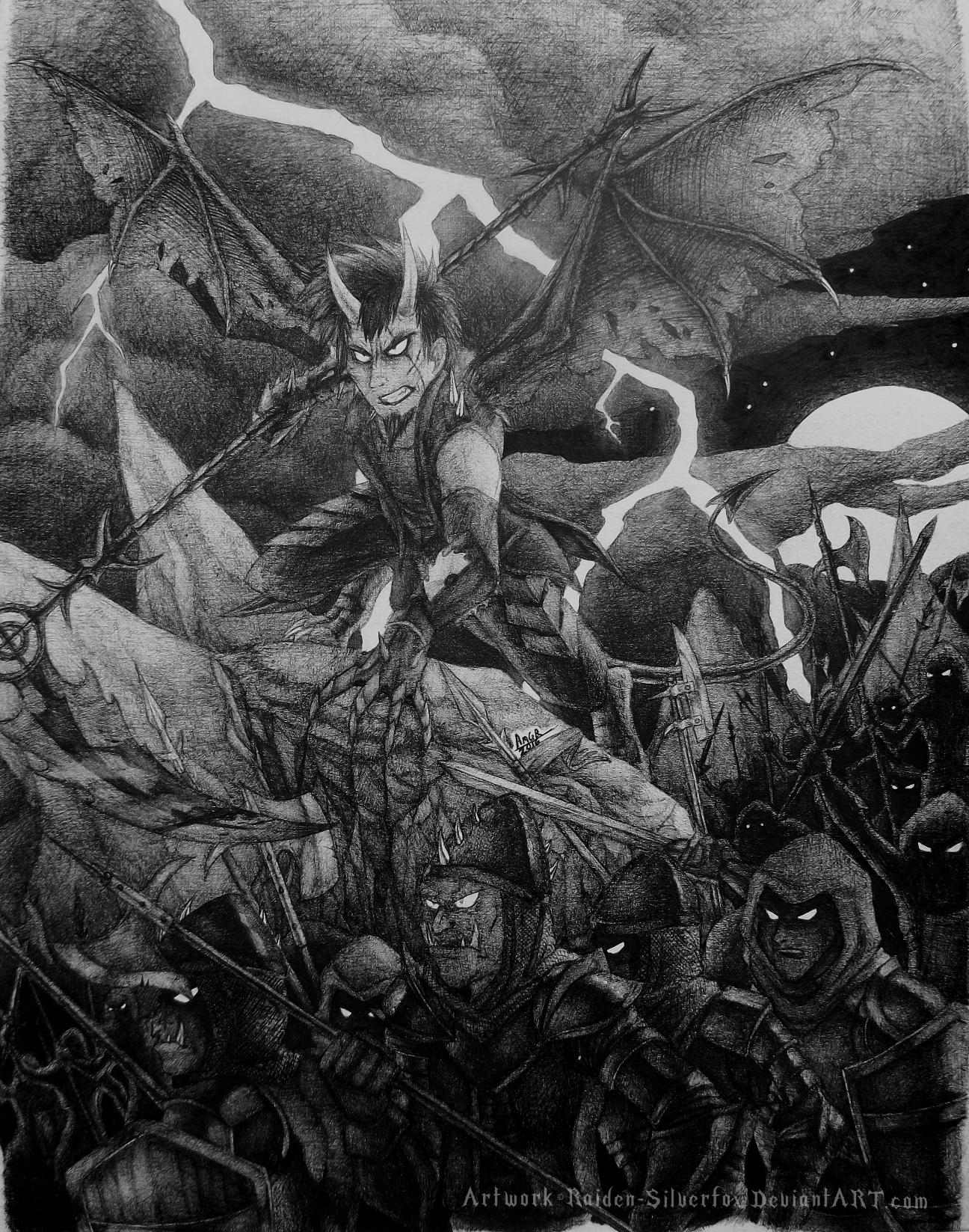 The Dreadful Warlord