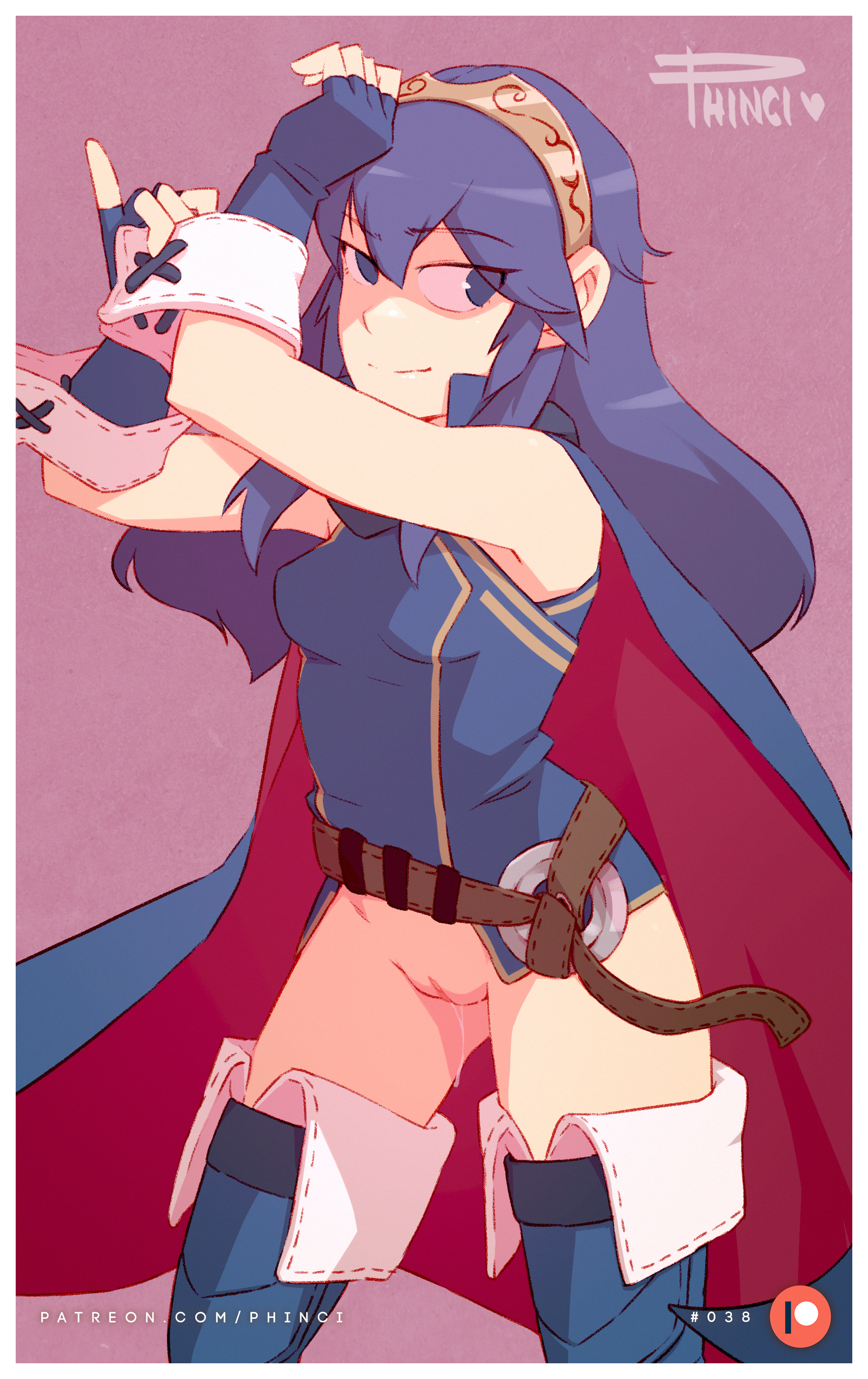 Lucina ( Smash Bros )