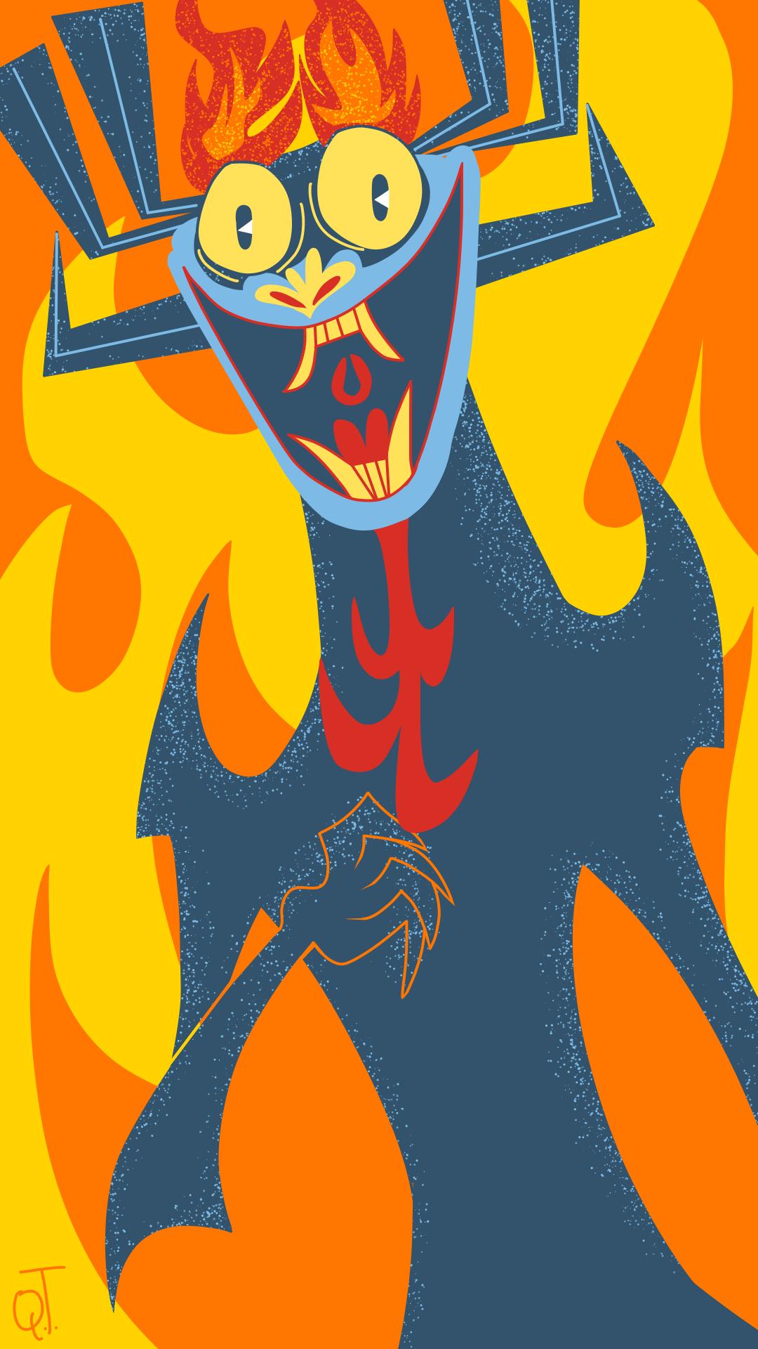 For no reason, here's Aku