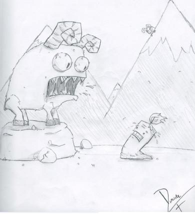 Mr. Candle and The Furry Frog