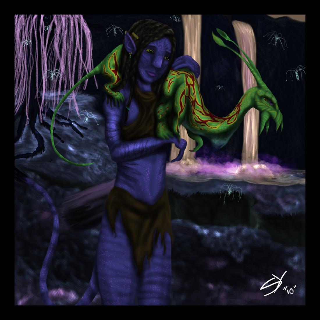 Avatar Fanart 2