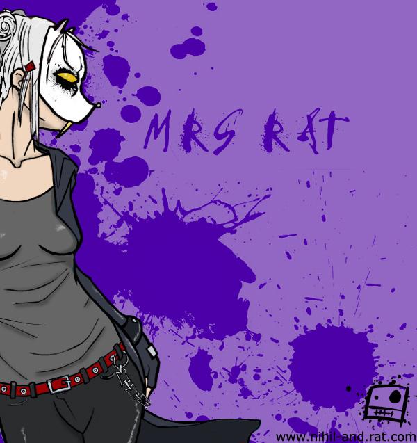 Mrs Rat 2010