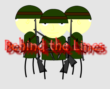 Behind the Lines