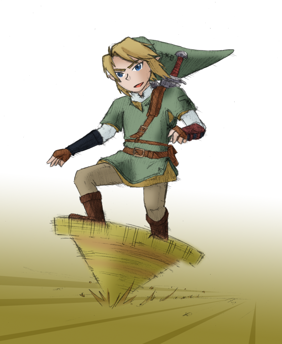 Fast, faster, Link