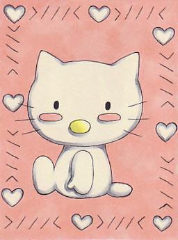 Ou lala Kitty <3