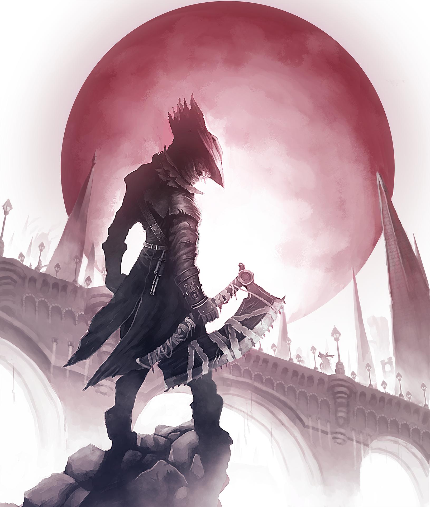 The Paleblood hunter