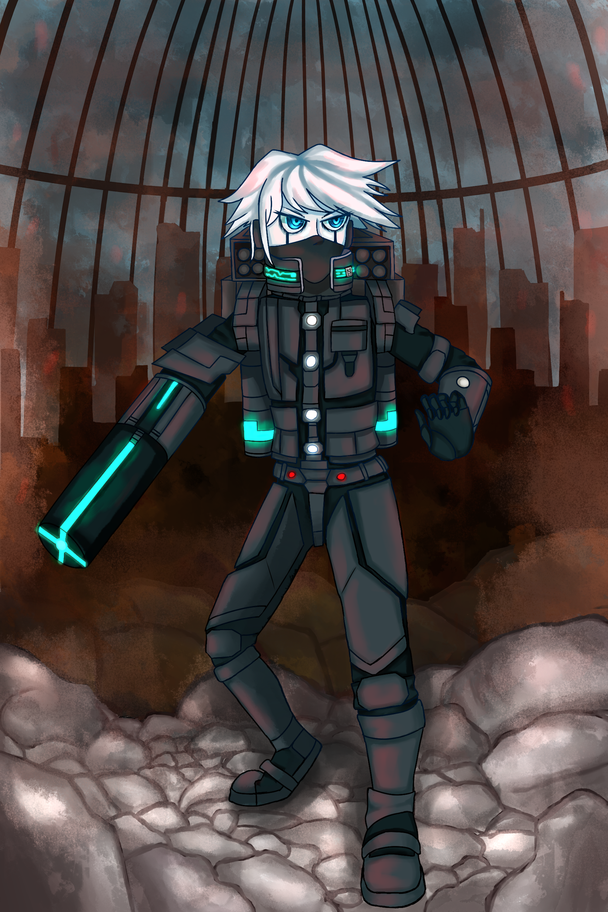 keeboy by Secretly-An-Android on Newgrounds