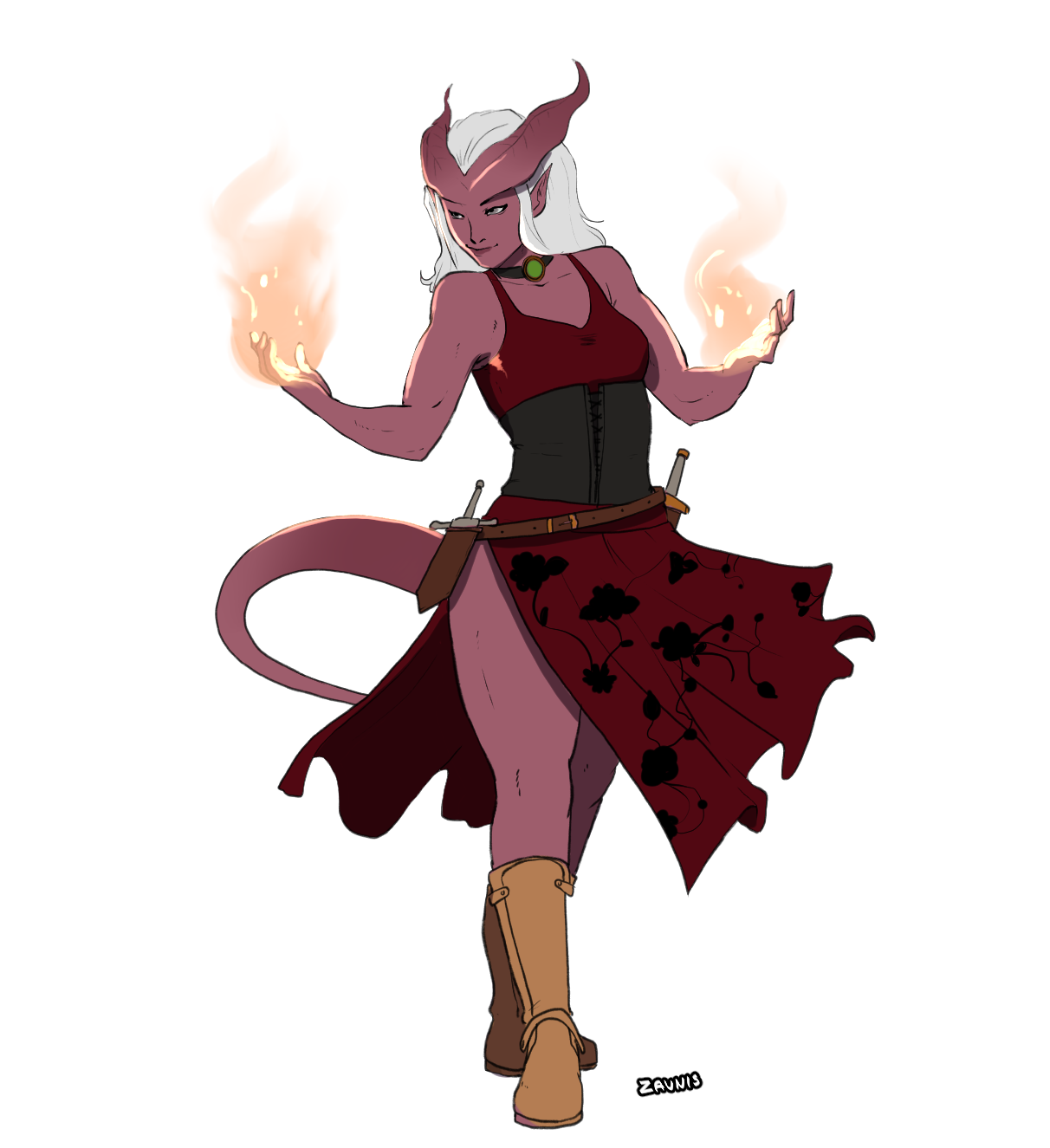 DnD Character Commission