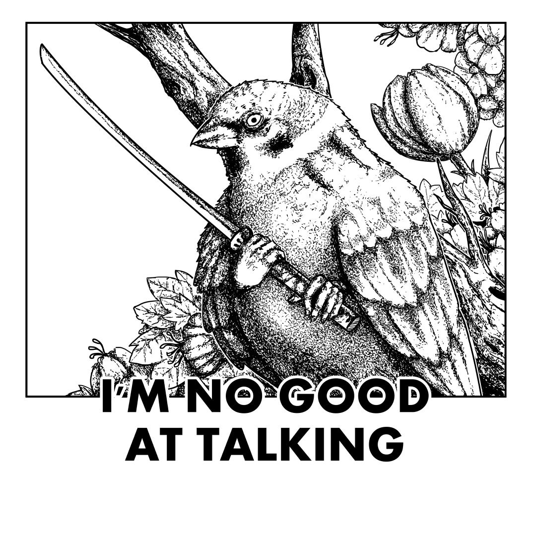 No Good At Talking