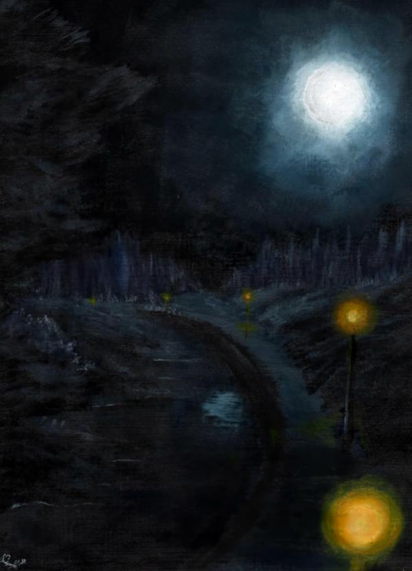 moonlight spirit