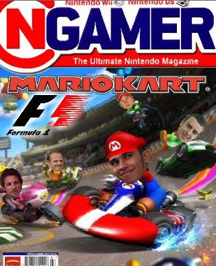 Mario Kart F1