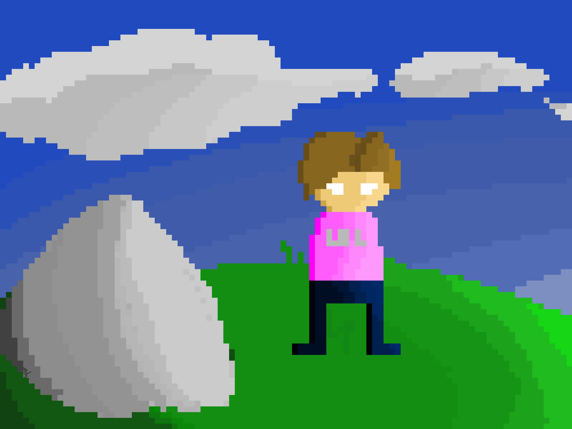 Pixel Setting