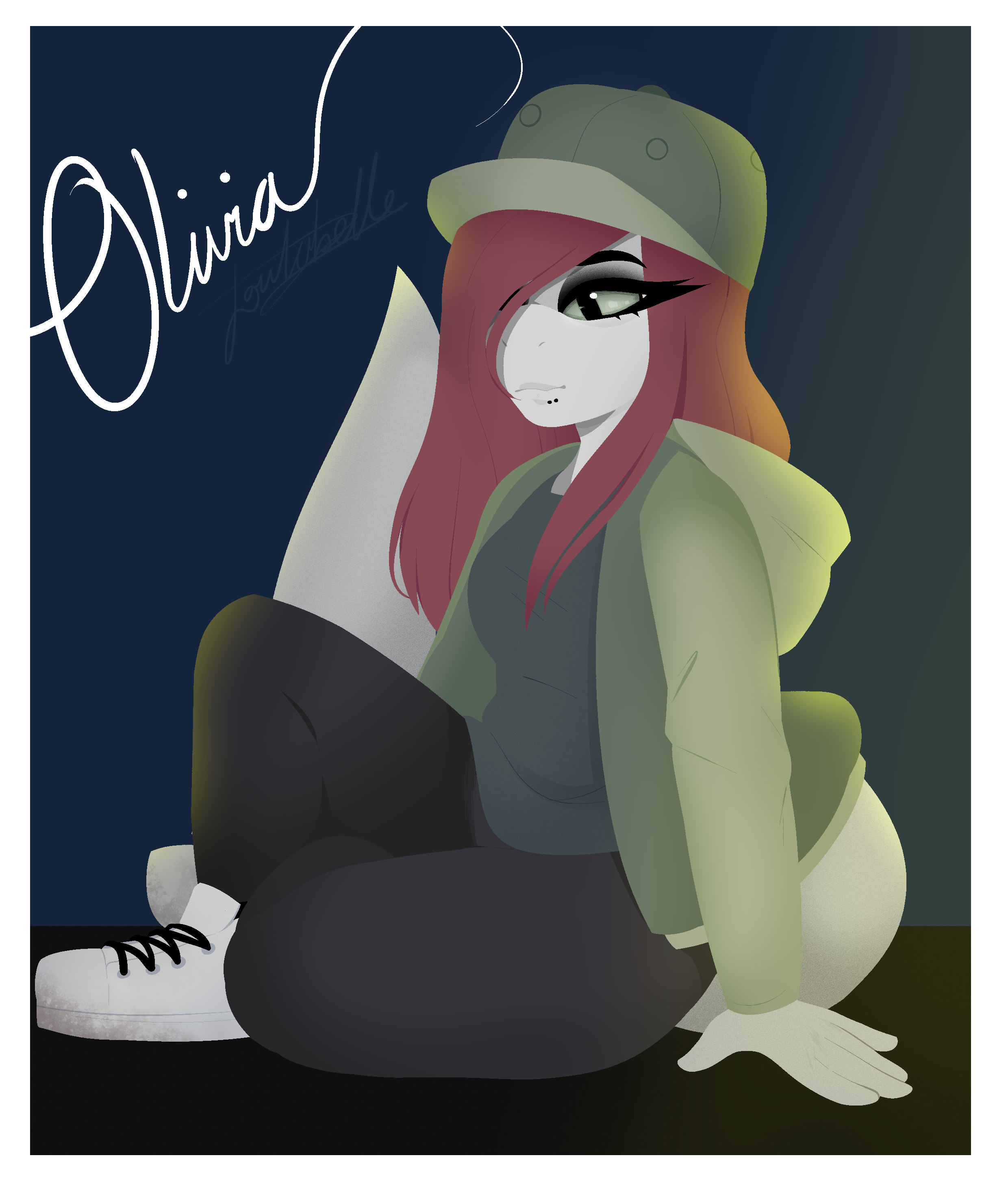 Olivia Gecko