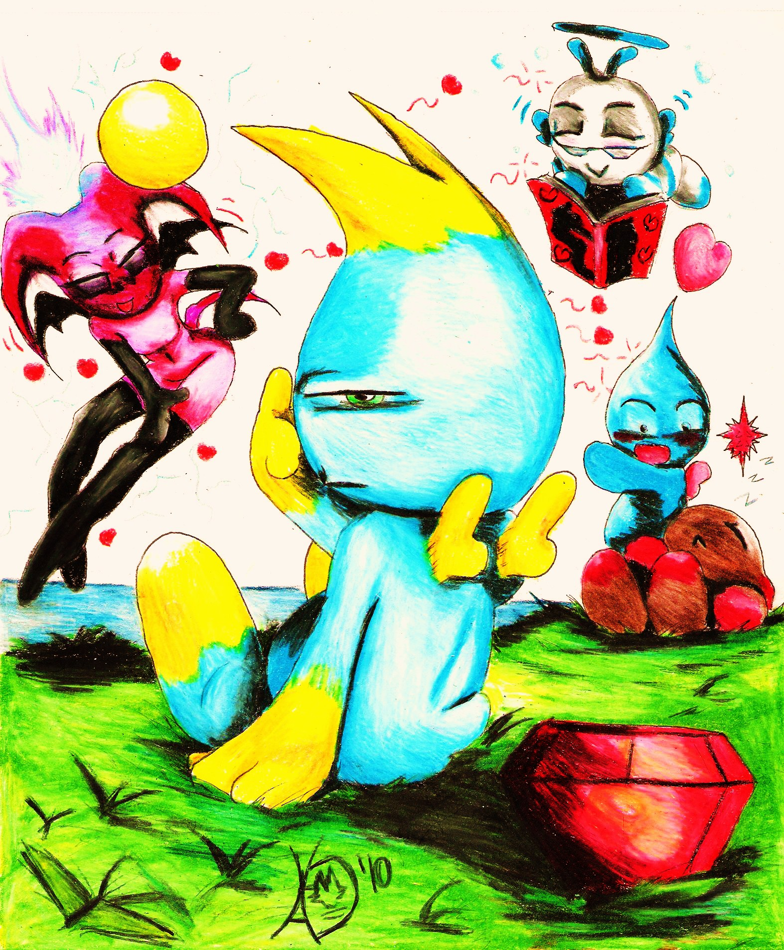 Messed Up Chao