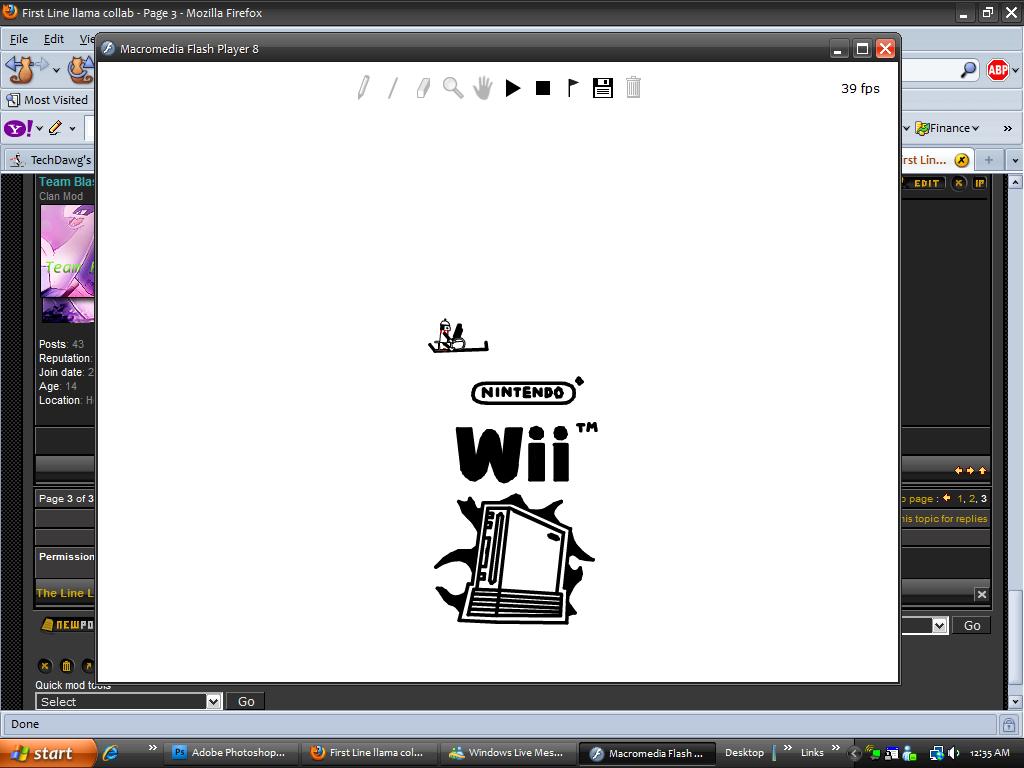 Line Rider- Nintendo Wii