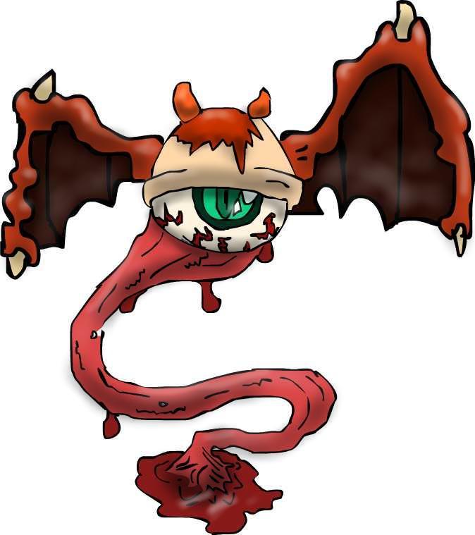 Eye Demon