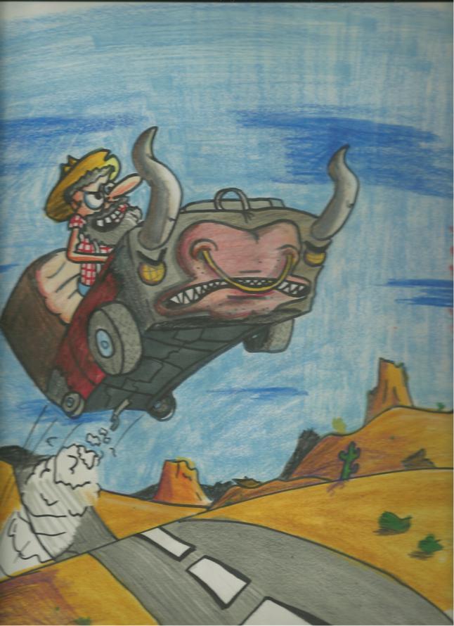 Bull Car