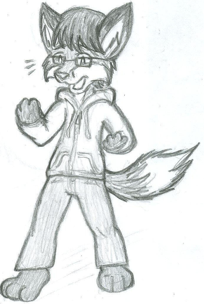 Surprised Fox