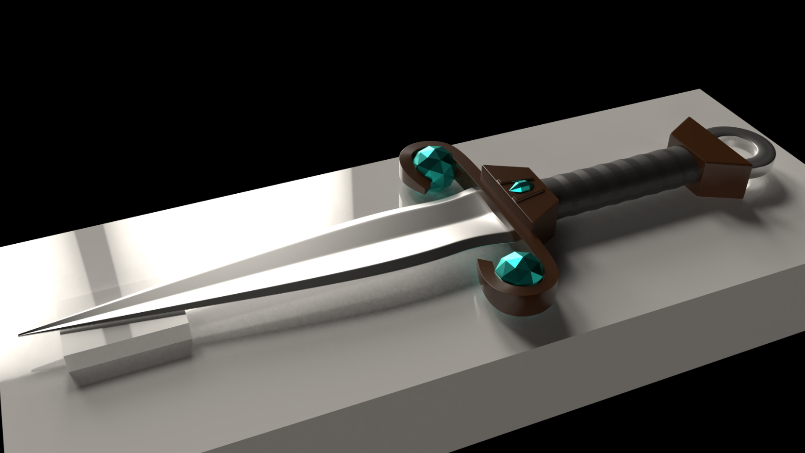 Peasant Arnet's other dagger.