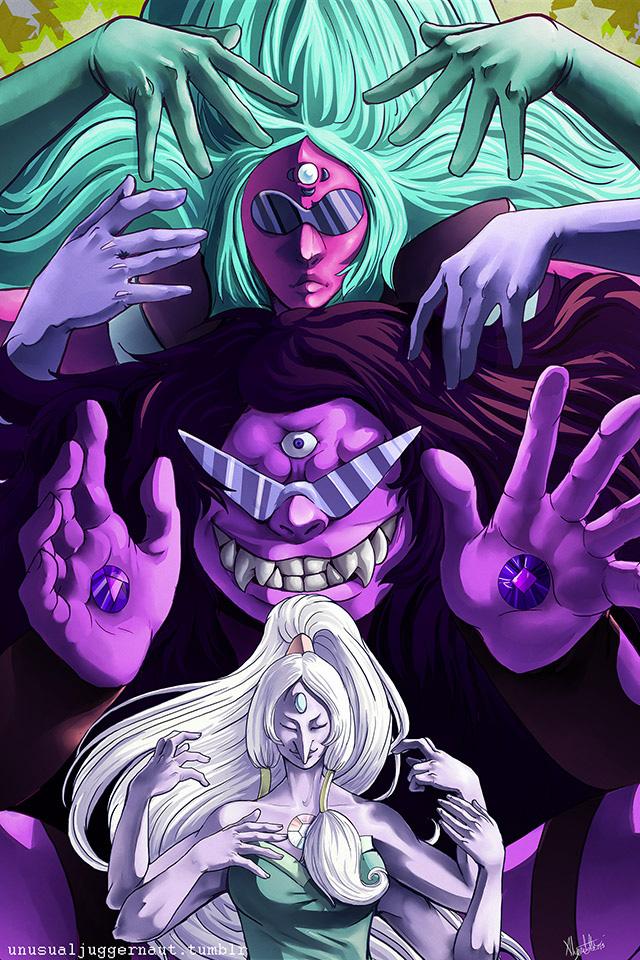 Steven Universe: Fusions 1 (about 2015)