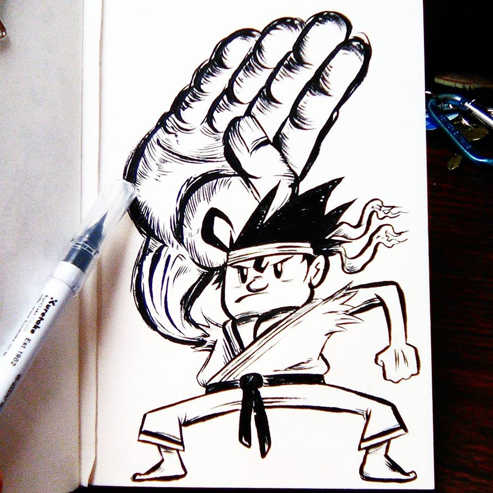 Karate-Chop Kid