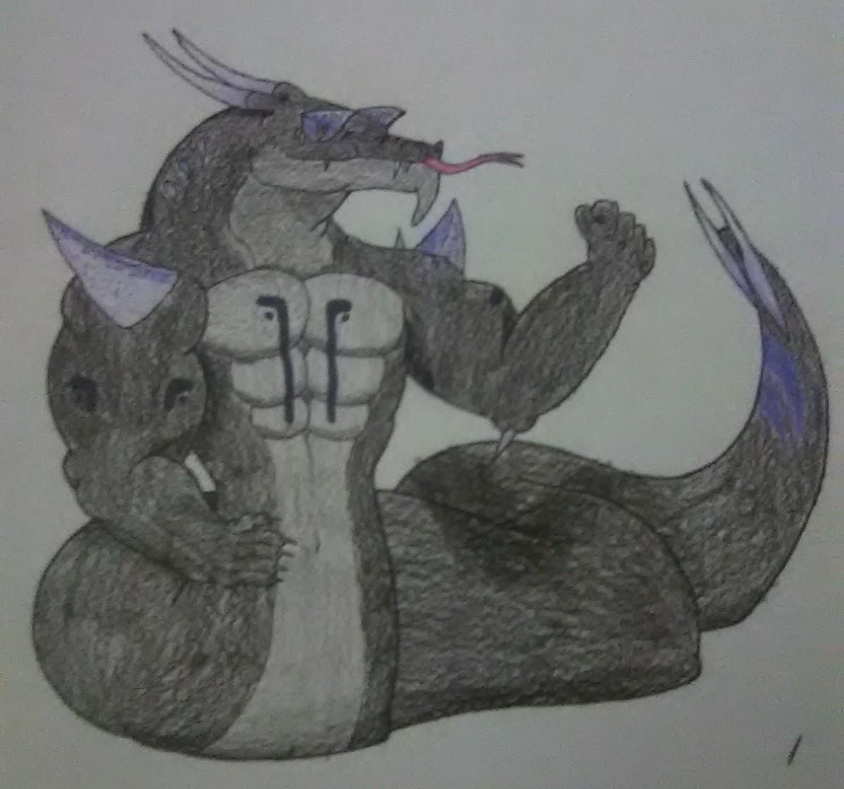 Serpent Dragon Series #2: Obsidian