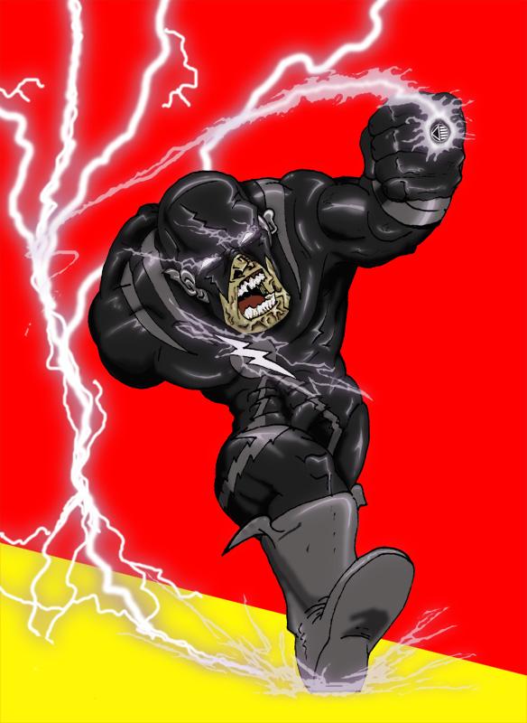 Black Lantern Flash