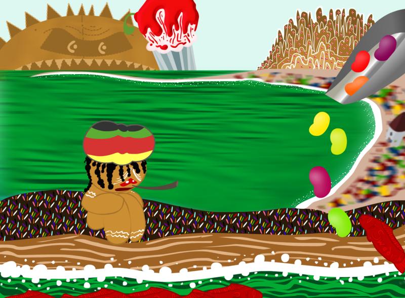 Cosmo-jelly-politan