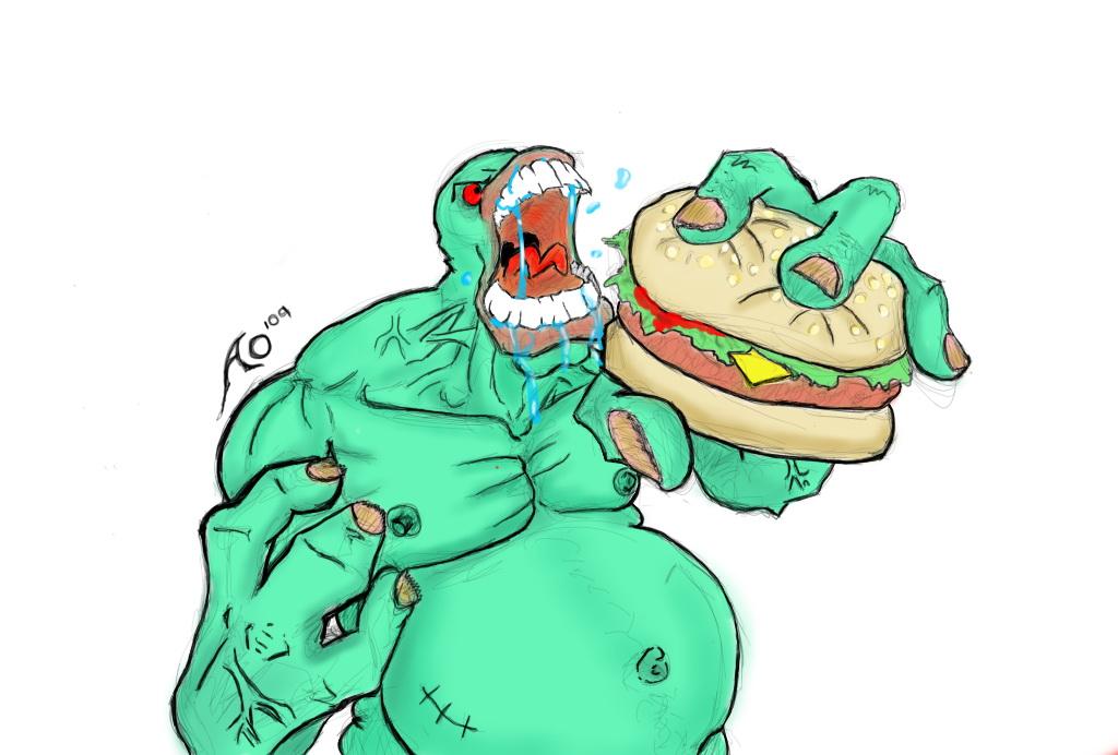 Burger-Eater