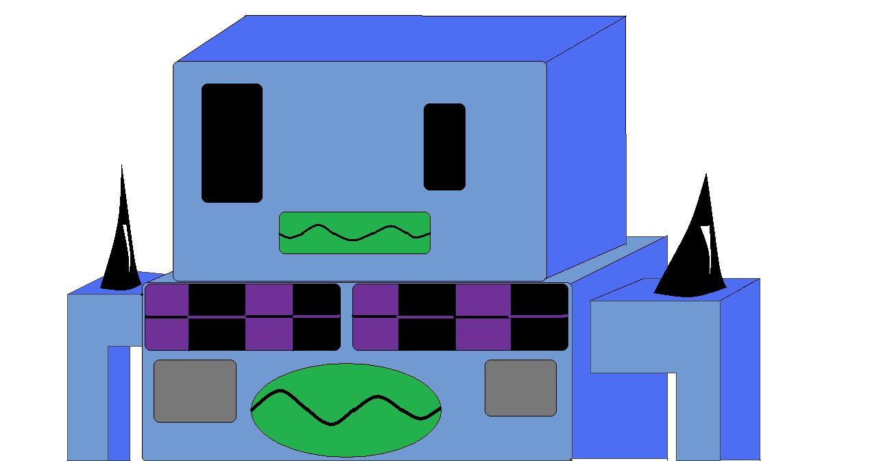 Weird Robot?