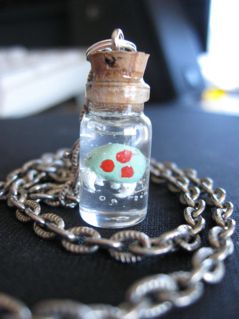 Metroid in a bottle