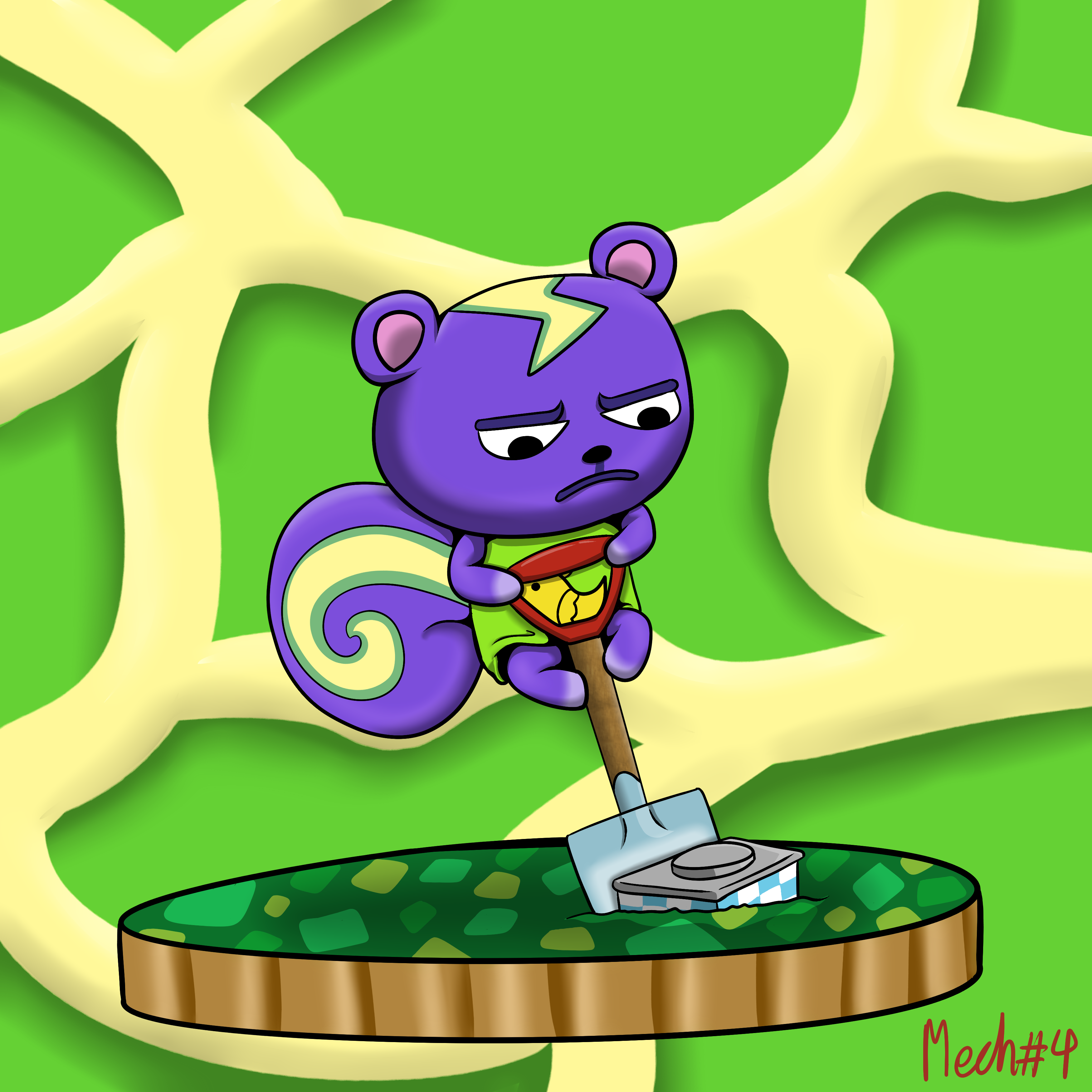 Static Animal Crossing New Leaf By Mech 4 On Newgrounds