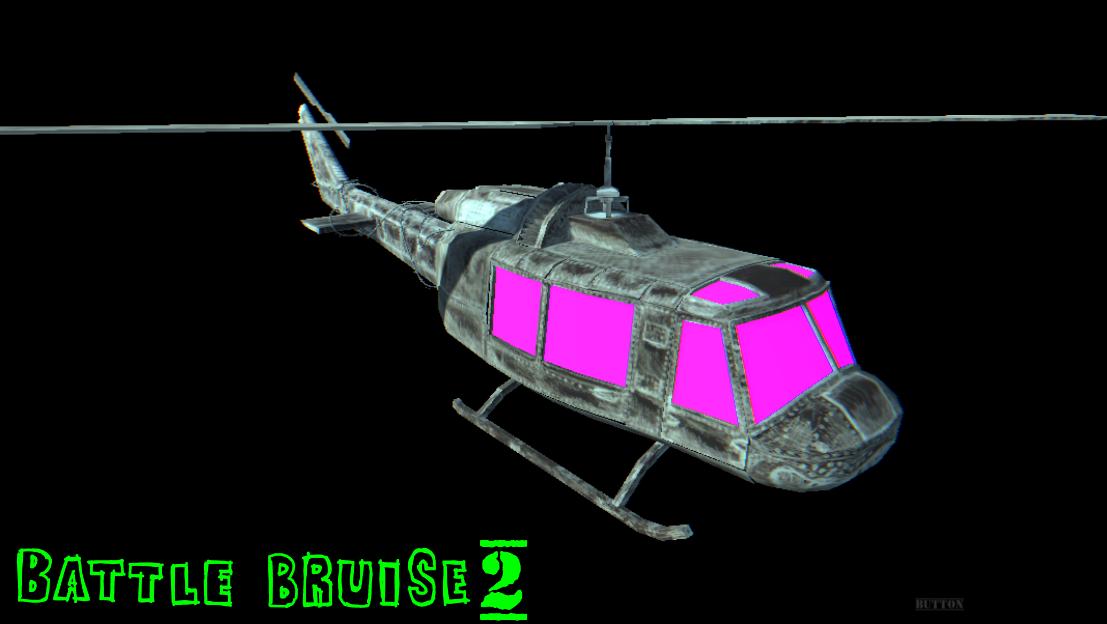 Battle Bruise 2 helycopter