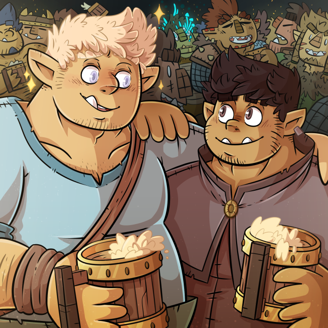 Orc Party