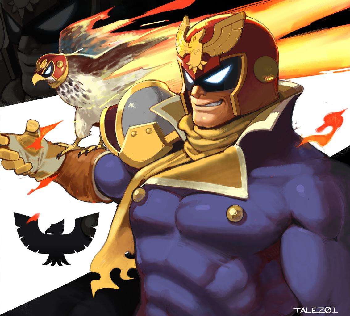 Captain Falconer