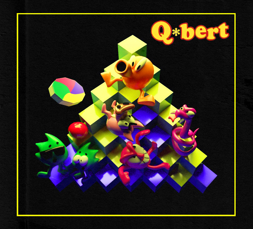 Qbert and Pals