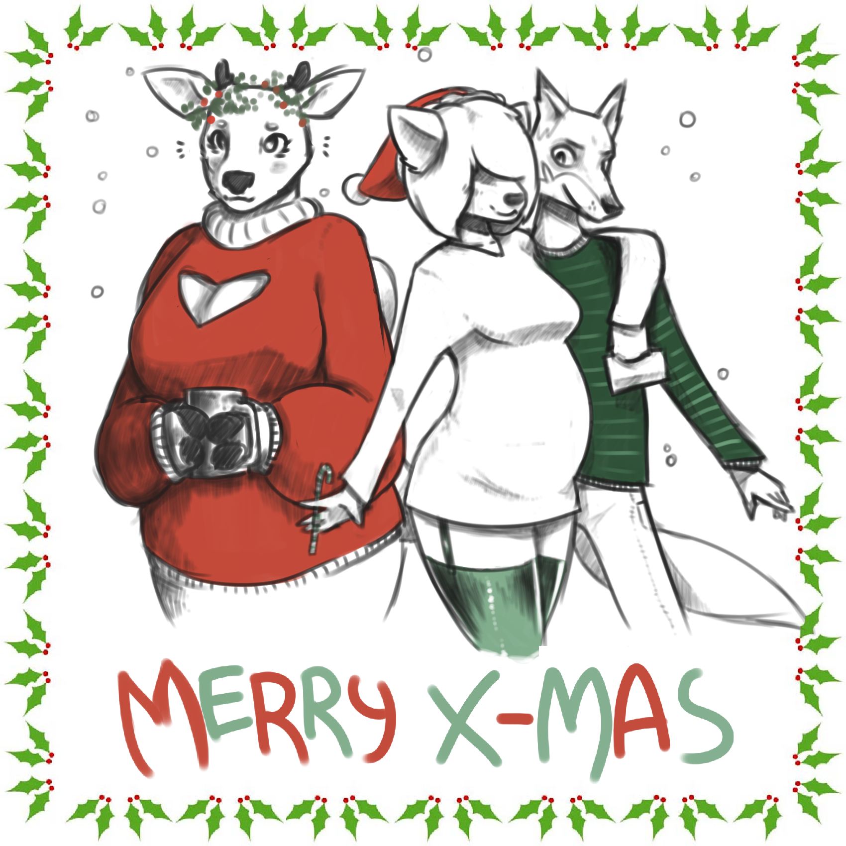 Christmas (Gift for friends)