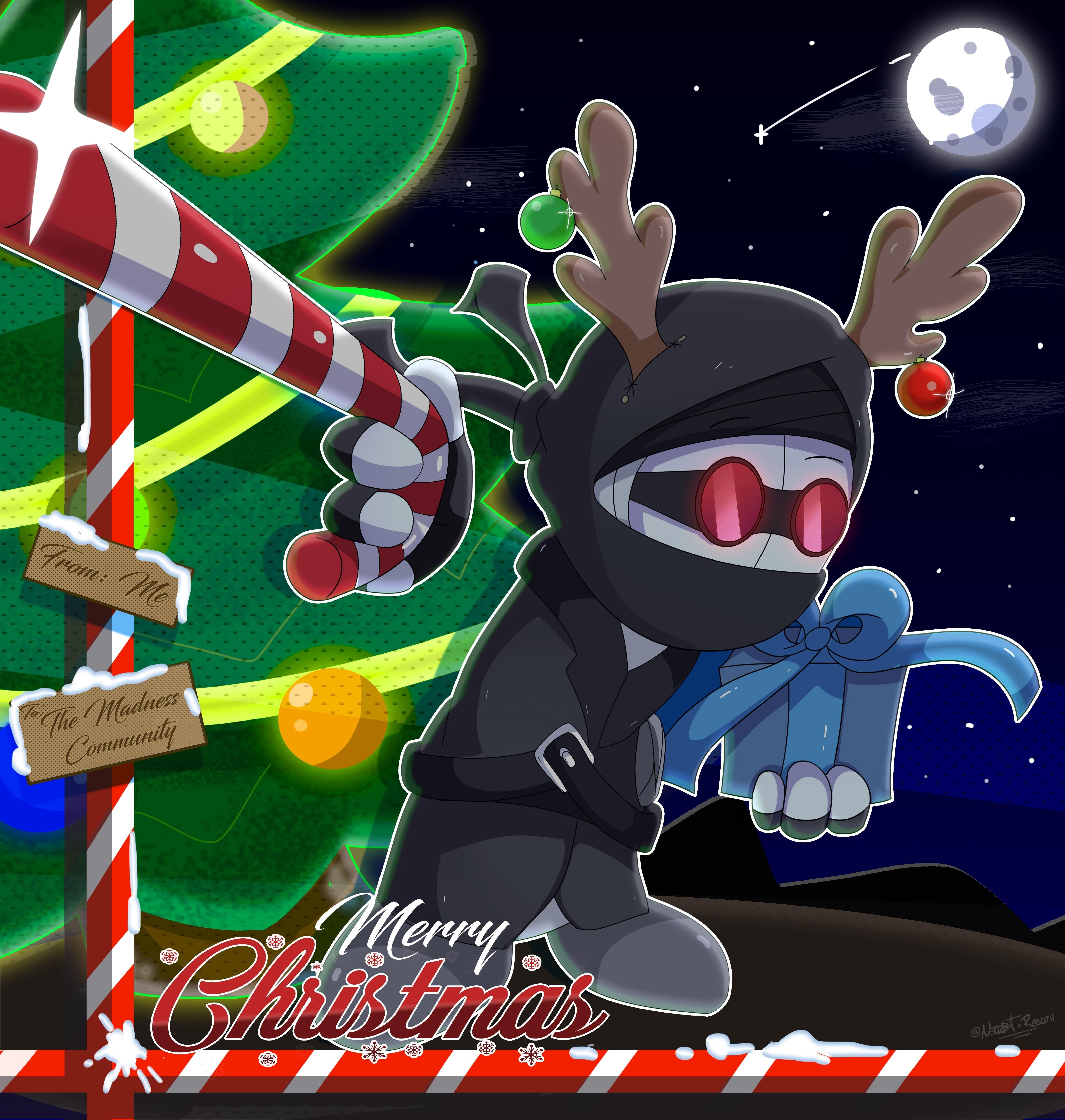 Happy Christmas Community - 2018