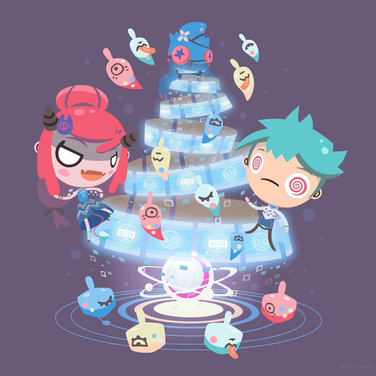 Merry Clickmas 2018