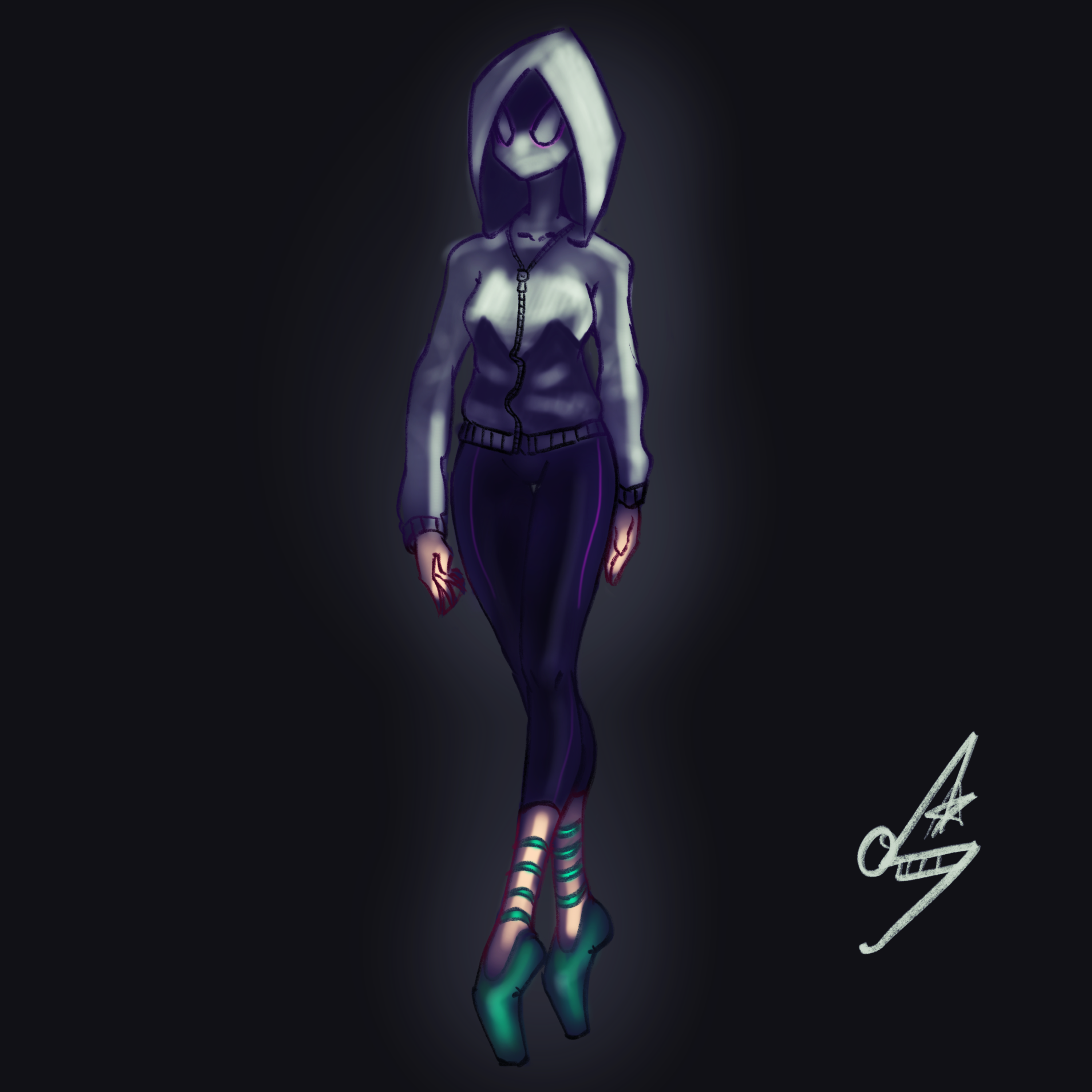 SpiderGwen - Homemade outfit