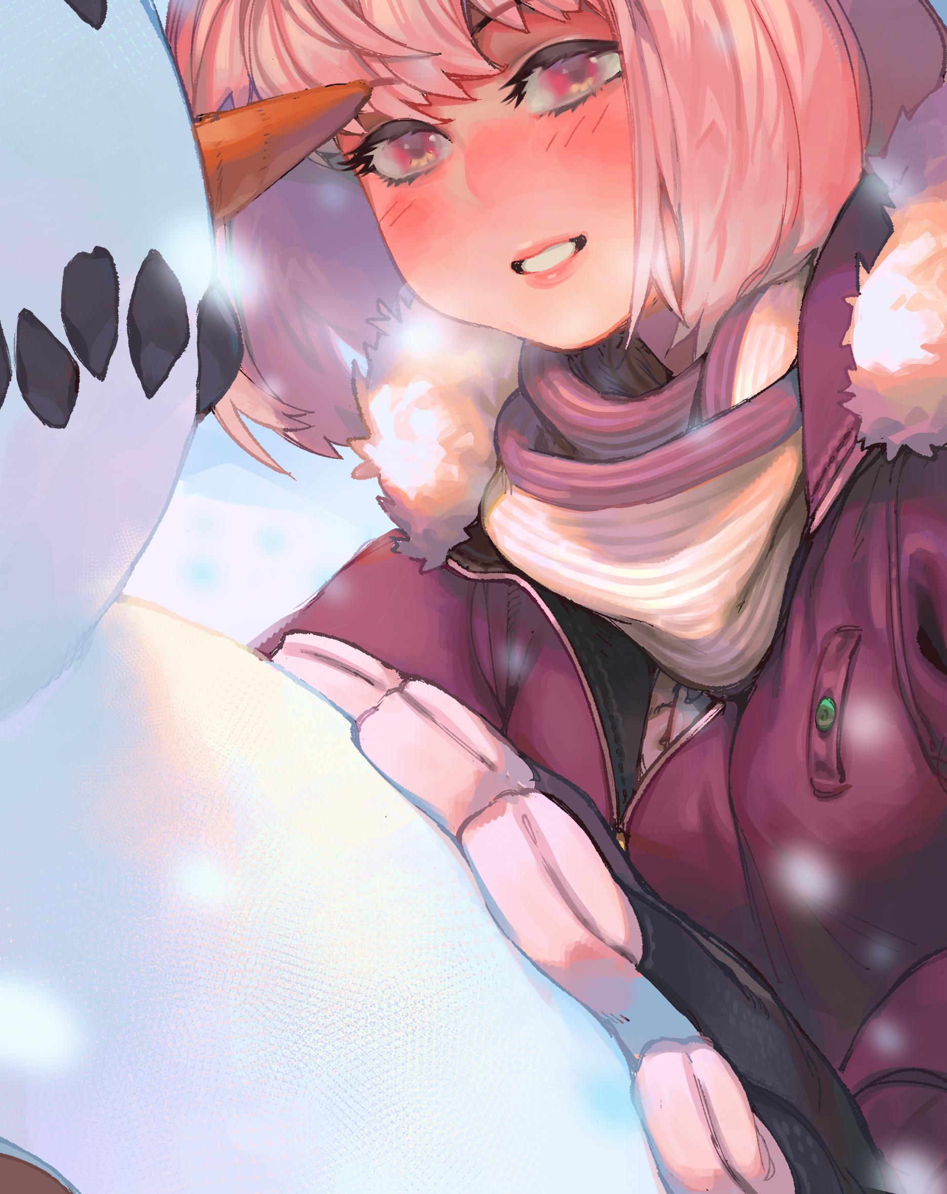 Akane Snowman