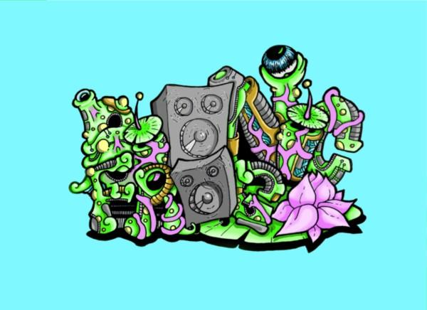 Bionic frog 1