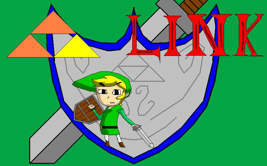 my epic toon link