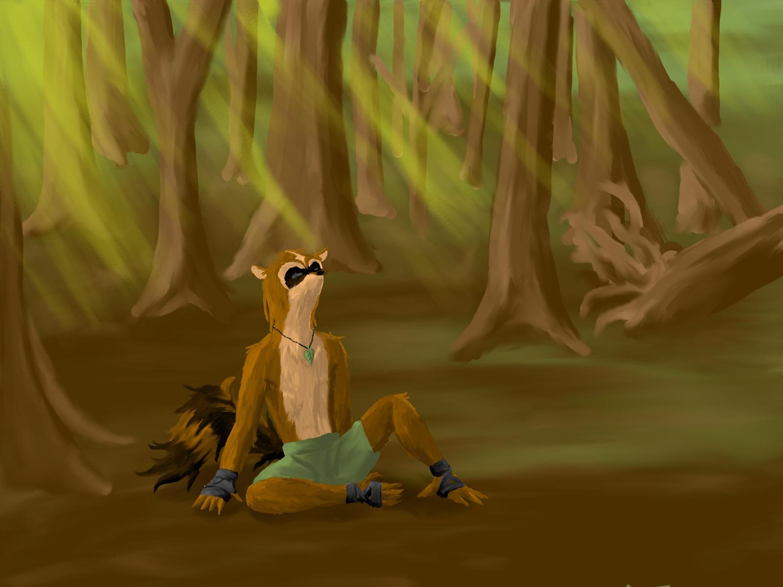 Radasus in the Woods
