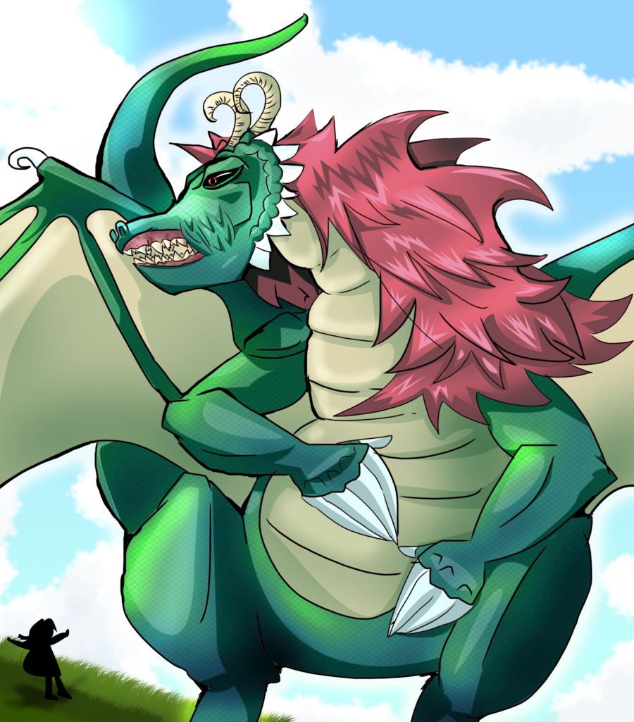 Challange Dragon