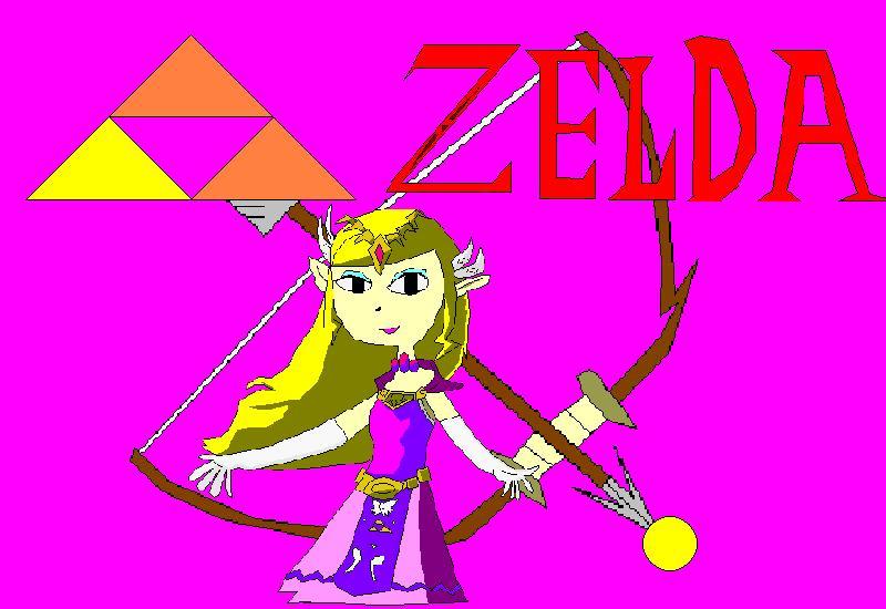 my epic toon zelda