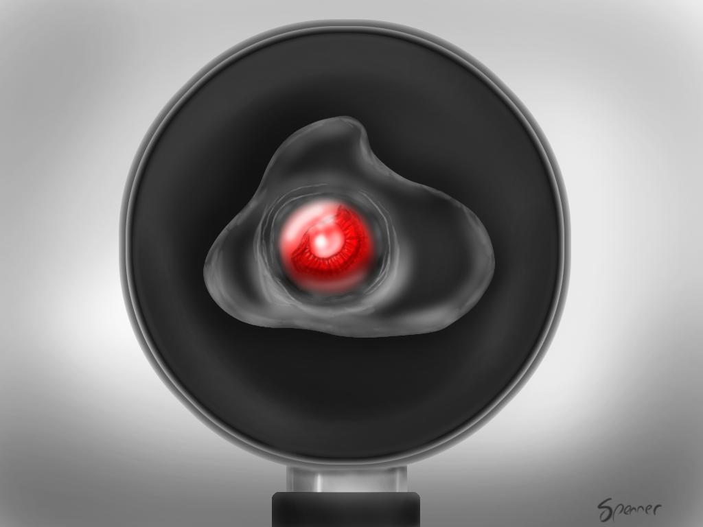 Raw Alien Egg